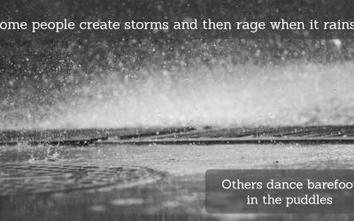 Rage or rejoice …