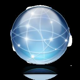 Forever Shine Globe Icon